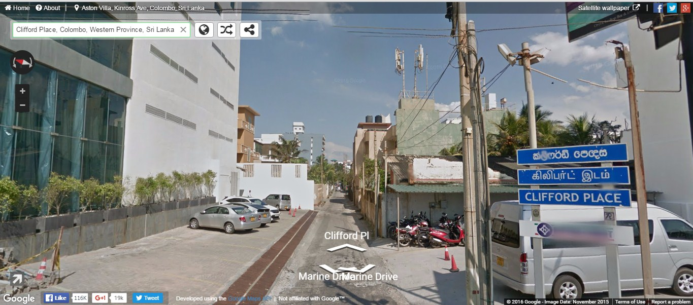 20b16c8ead3b Clifford Place followed where the Zacky and Kuthdoos family lived. Rizvi  and Ifthikhar Kuthdoos were the sons