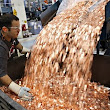 APPLE will keep on counting $1 billion, 30 trucks full of 5 cents coins, LOL