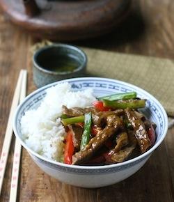 Sichuan orange beef recipe