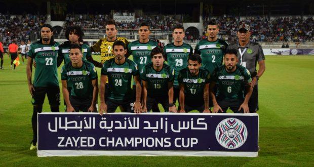 الإتحاد السعودي يغادر دور الـ32 من بطولة كأس زايد للأندية الأبطال