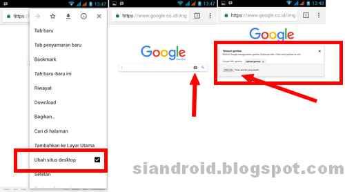 Cara Melacak Foto Di Mesin Pencari Google Dari Hp Android Dunia Android
