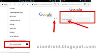 melakukan upload image di mesin pencari google
