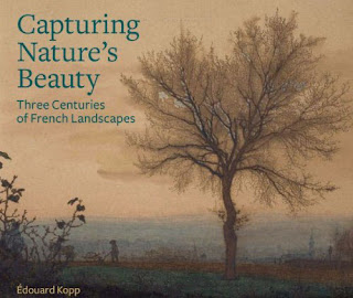 Capturing Nature's Beauty, Three Centuries of French Landscapes (book) as seen on linen & lavender and the emporium by l&l