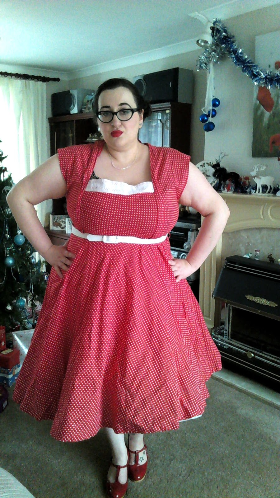 12 days of christmas dresses 1 does my blog make me look fat