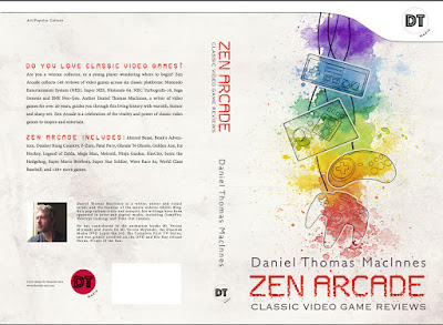 DT Media: Zen Arcade Book Cover