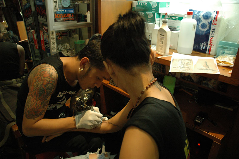 Sebelum Membuat Tato di Badan, Perhatikan 13 Hal Penting Yang Harus Anda Ketahui