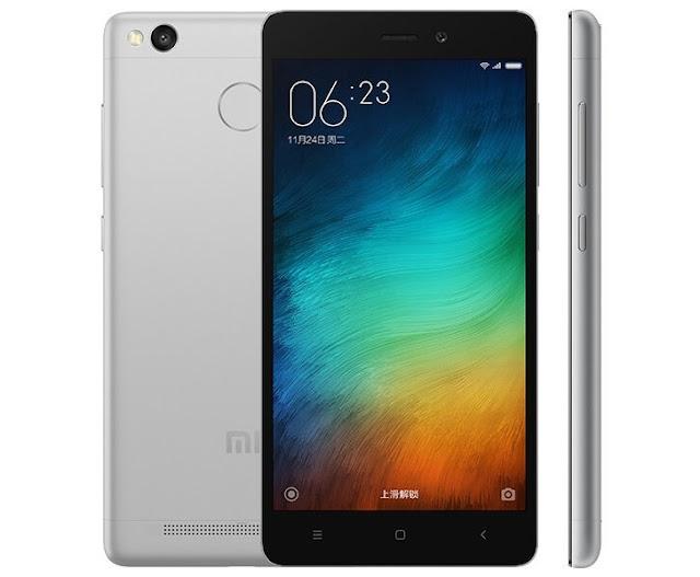 Xiaomi Redmi Note 3s