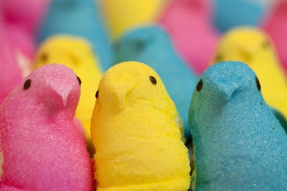 Fordham GSAS: Grad. Life: Easter Candy Nostalgia; and ...