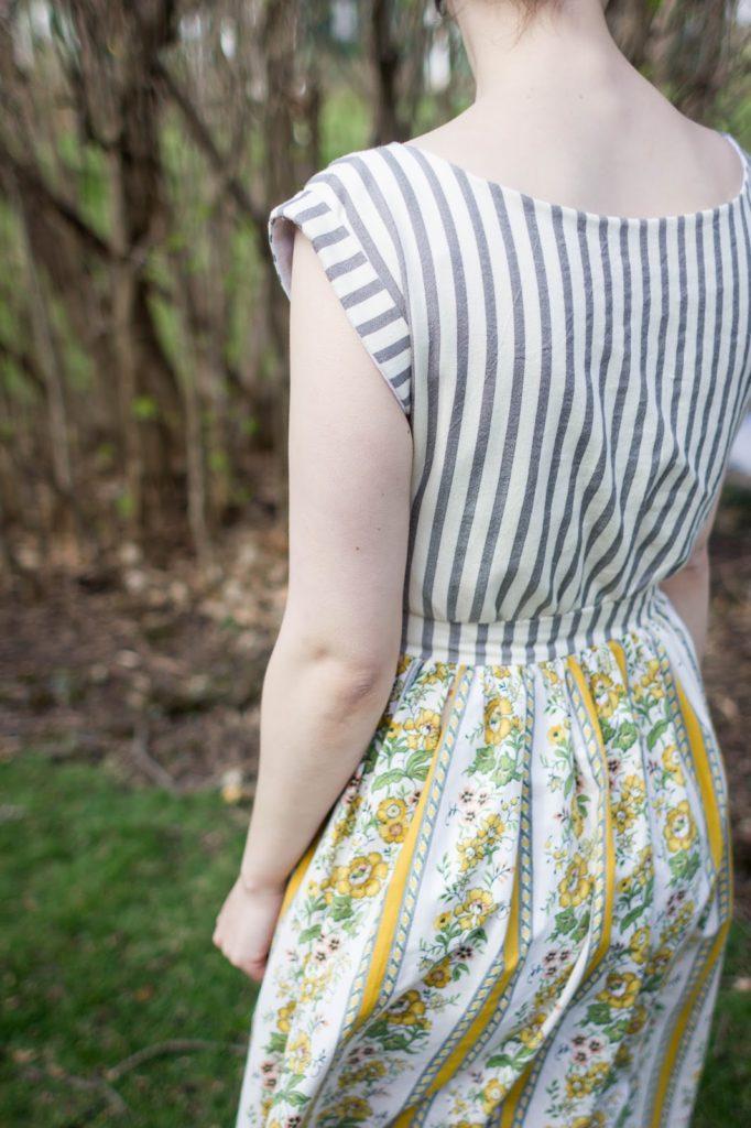 платье без выкройки