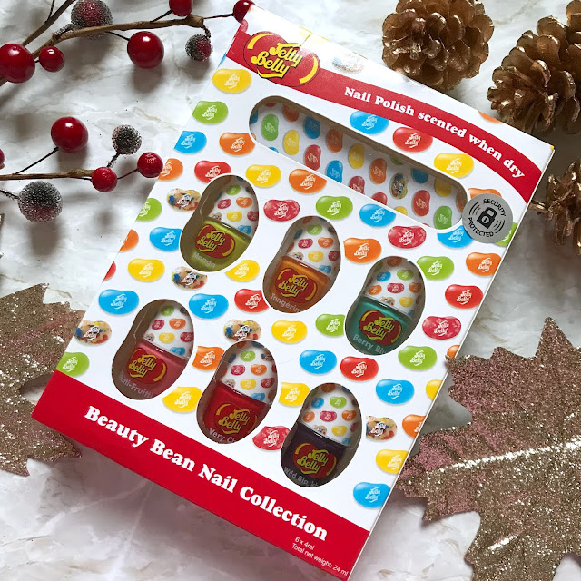 Jelly Belly Nail Polish Set