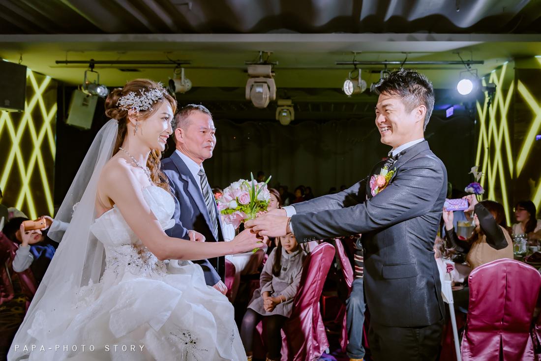 PAPA-PHOTO 中和晶宴婚攝 類婚紗