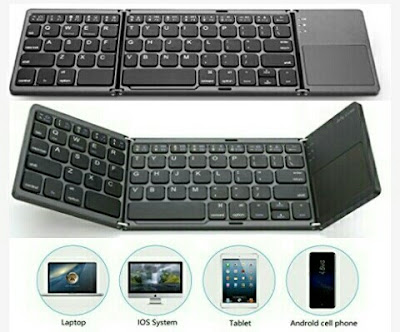 M-Master Wireless Keyboard with Touchpad - Computers