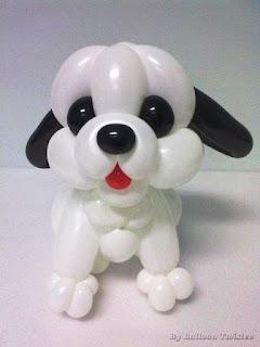 Gambar Balon Karakter Puppy_Anak Anjing Lucu_Balloon Character Puppy_11