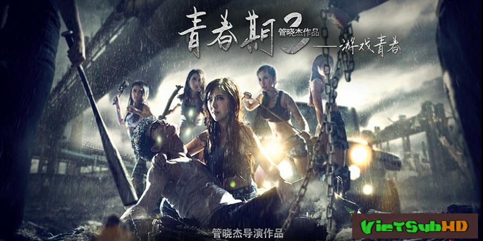 Phim Vũ Khí Siêu Hạng 3 VietSub HD | Pubescence 3 2012
