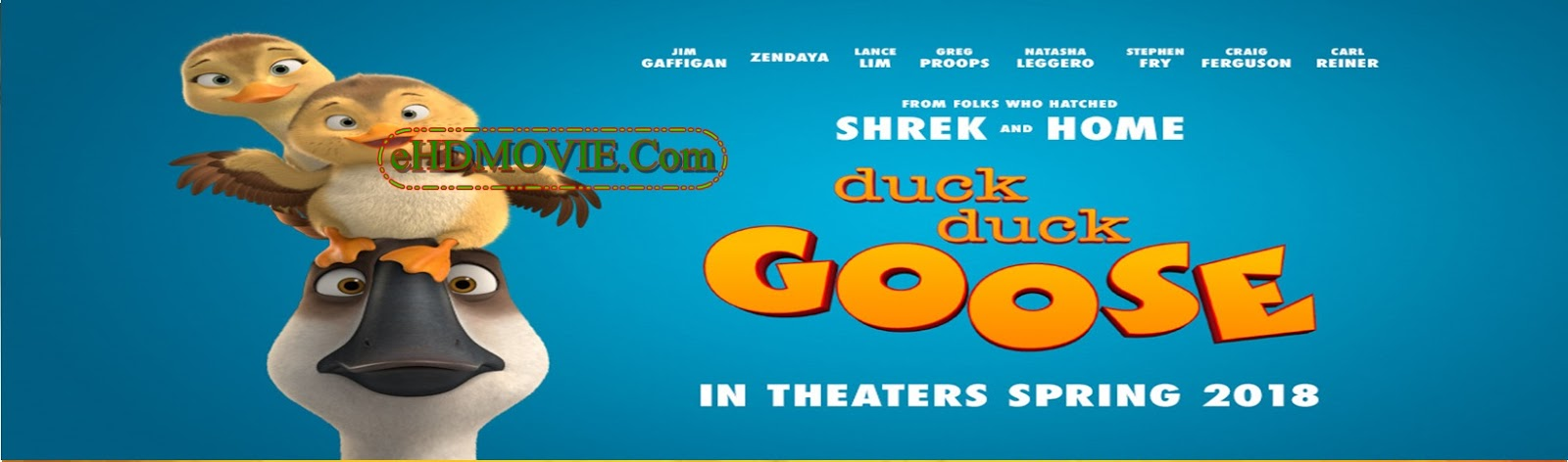 Duck Duck Goose 2018 Full Movie English 1080p - 720p - HEVC – 480p ORG BRRip 350MB - 450MB – 800MB - 1.5GB ESubs Free Download