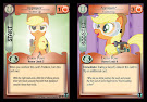 My Little Pony Applejack, Tooled Up Defenders of Equestria CCG Card