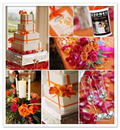 Site Blo Pink Wedding Decorations On Strong Color Like Turquoise Hot Bright Green Or Cranberry
