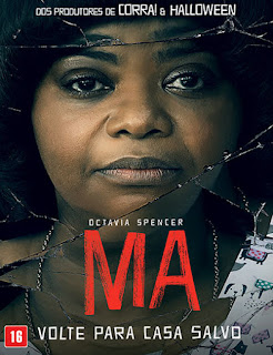 Ma - BDRip Dual Áudio