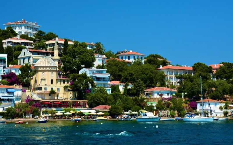 Istanbul Tours: Princes Islands Tour