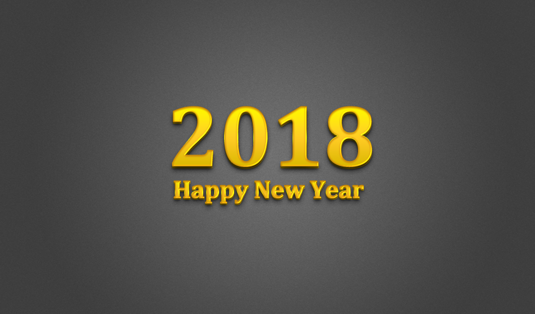 happy 2018 new year images hd wallpapers