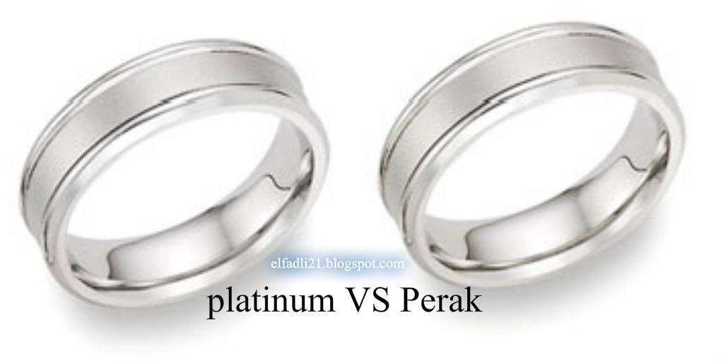 Platinum dan Perak
