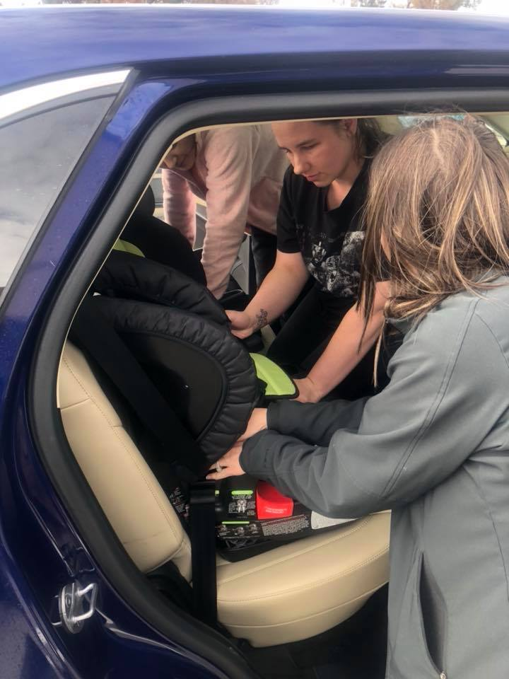 Car Seat Installation Class Could Help Save Lives