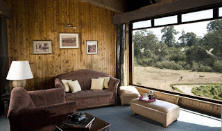Serena Mountain Lodge, Mount Kenya National Park