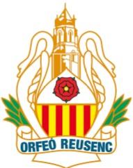 Emblema de l'Orfeó Reusenc