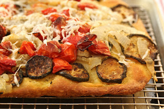 vegetable-Focaccia