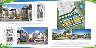 Spesifikasi bangunan pada perumahan Siranda View