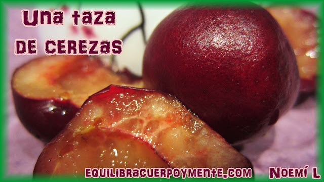 Beneficios y propiedades de las cerezas.