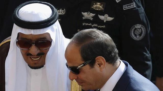 رسائل السيسي لسلمان: « مصر ليست دولة صغيرة تساق تابعة للمملكة »