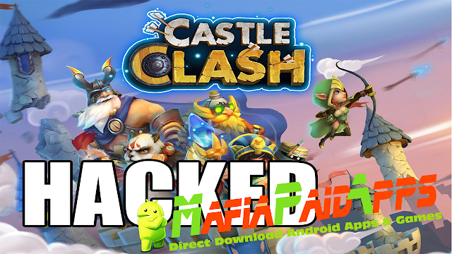 Castle Clash 1 3 8 Apk Mod Hack For Android Mafiapaidapps Com Download Full Android Apps Games