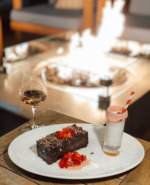 Carolina Inn Desserts
