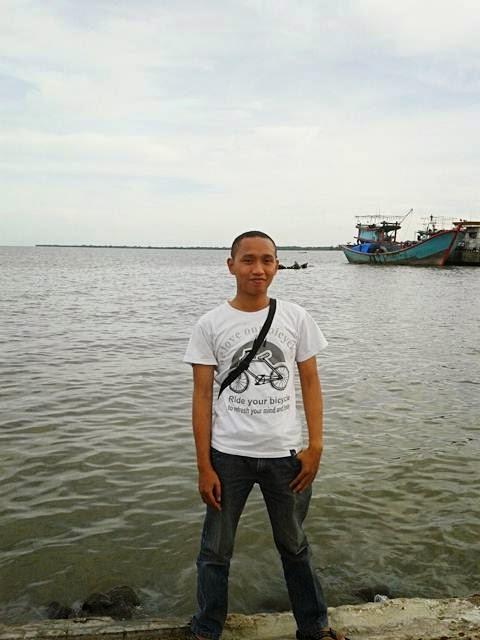 Wisata Belawan : Pantai Ocean Pasifik Belawan