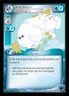 My Little Pony Bulk Biceps, Hummingbro High Magic CCG Card