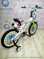 Sepeda Anak Avand Dino Boy 16 Inci