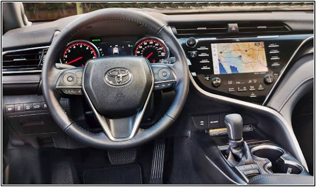 2019 Toyota Camry Specs, Release Date And Price