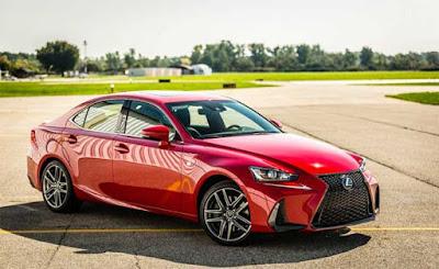 2017 Lexus IS 200t F Sport Release Date Canada