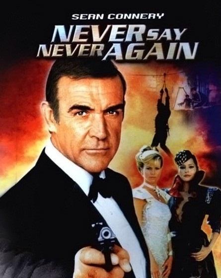 Điệp Viên 007: Đừng bao giờ nói không lần nữa