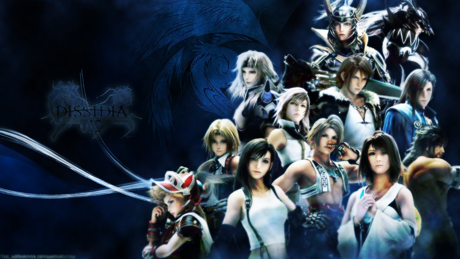 The Nibelheim Post My Roster For Dissidia 3