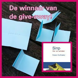 Wie won de Give away?