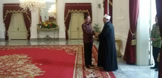 Undang Ulama Mesir sebagai Saksi Ahli Kasus Ahok, Habib Rizieq: Berhentilah Adu Domba Ulama