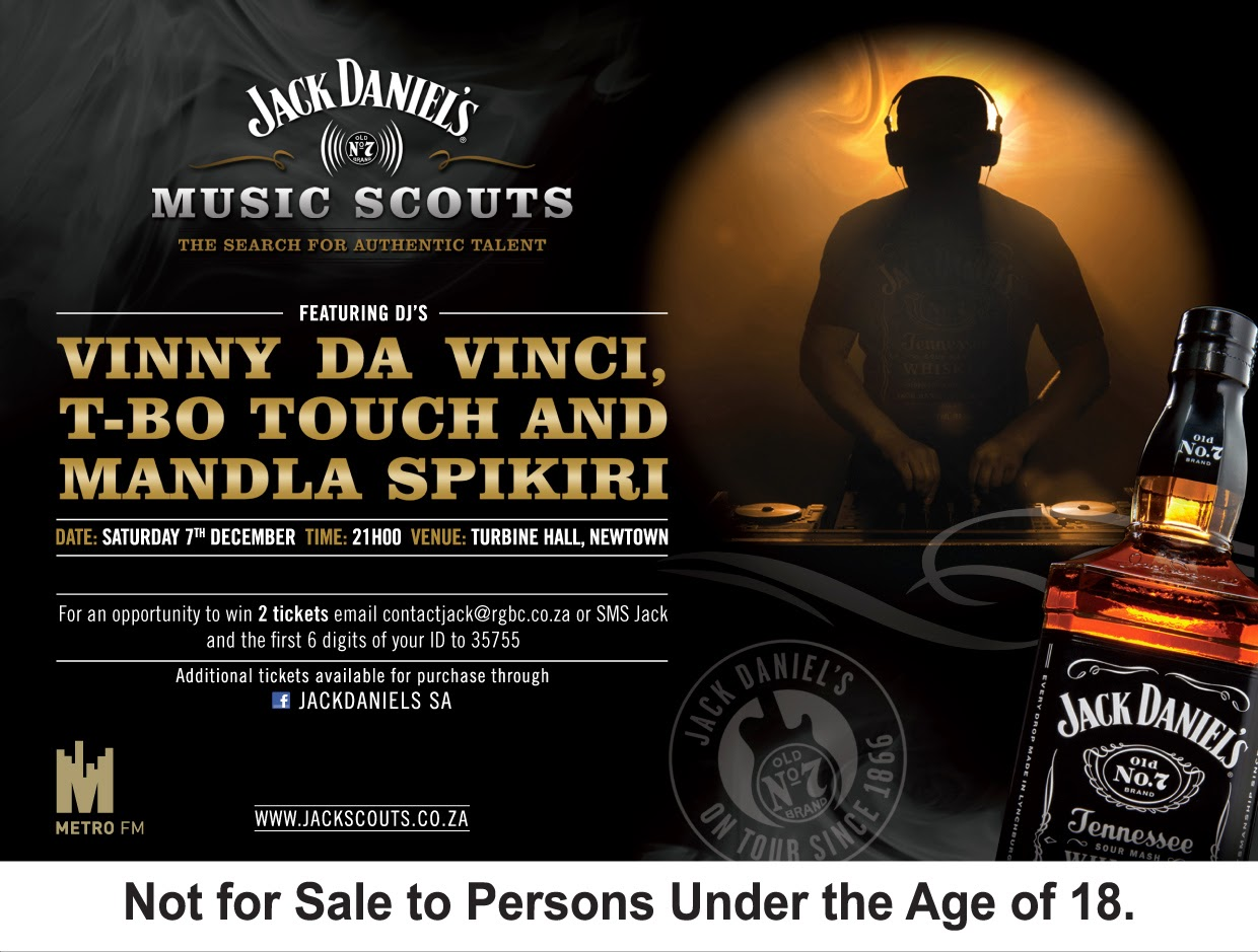 BizExpress: WIN a VIP Treatment at the Jack Music Scouts