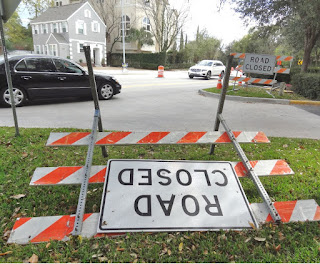 End of the road closure?