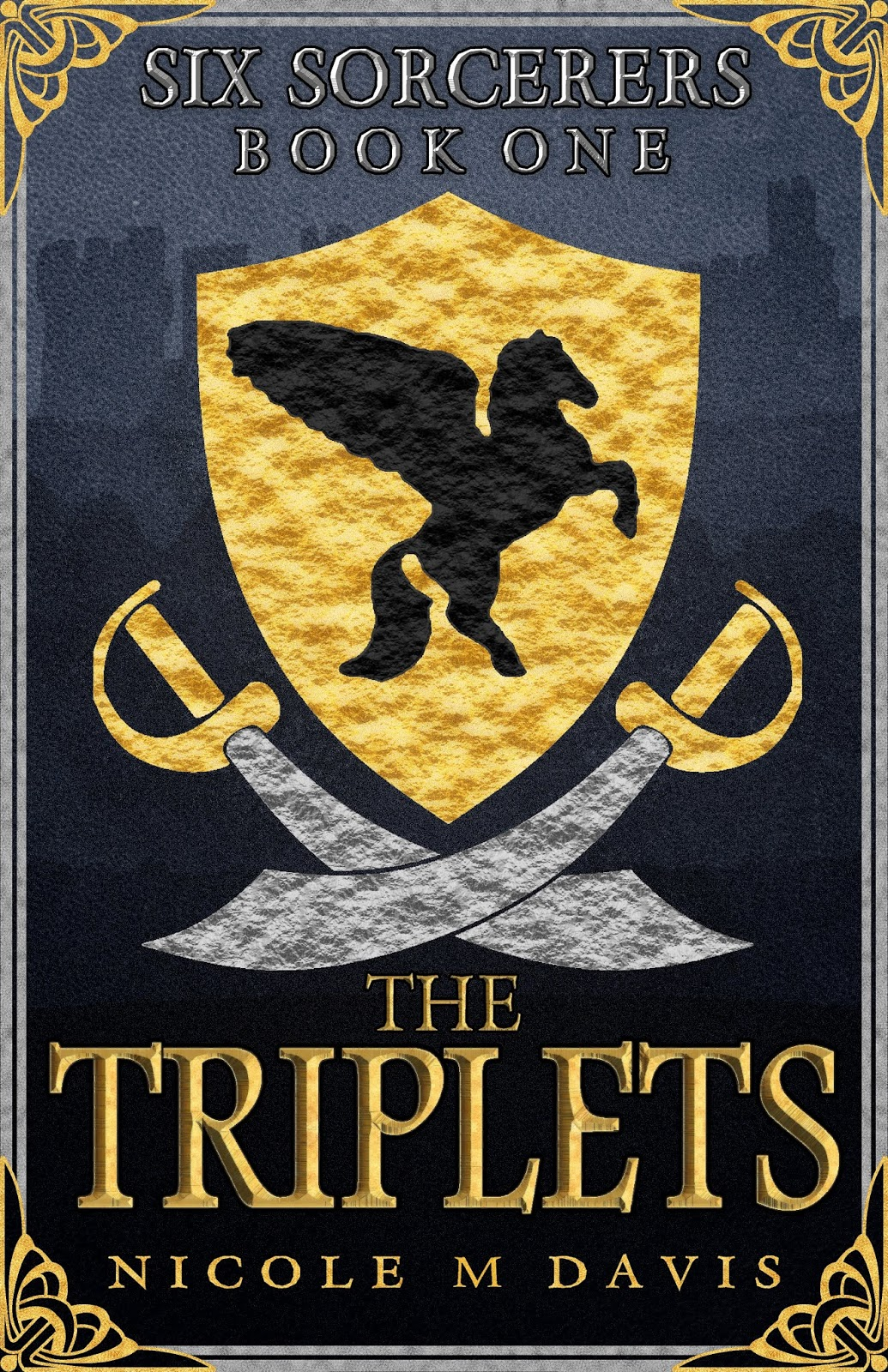 Guest Postgiveaway The Triplets By Nicole M Davis Book Briefs