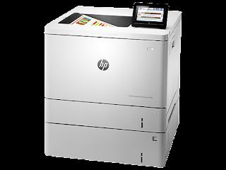 HP M553x Laserjet Enterprise Printer Review and Driver Download