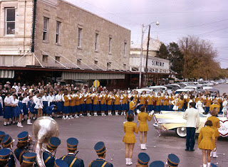 Kerrville Tivy pep rally