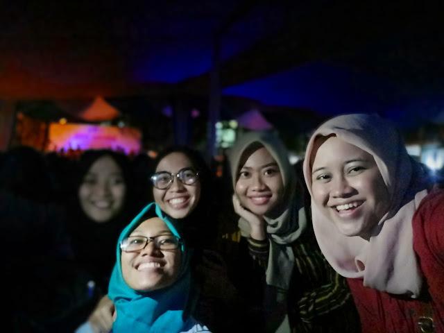 Dokumentasi Puncak HAPKA XVII Fakultas Kehutanan IPB