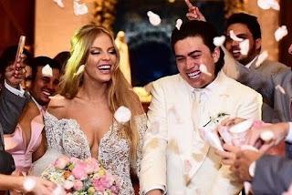 Vidente diz que casamento de Whindersson Nunes não vai durar muito